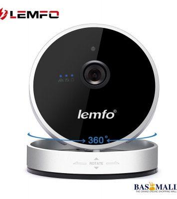 LEMFO Mini Wireless Wifi IP Home Security Camera 720P HD Smart P2P 1