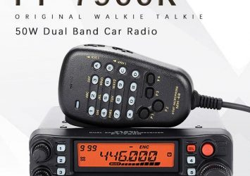 General Yaesu FT-7900R Car Mobile Radio Dual Band 10KM Two Way Radio 24