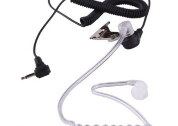 Marsnaska 2.5mm Security Acoustic Tube Earpiece Professional Headset 27