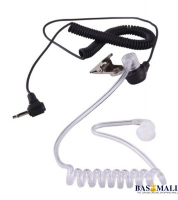 Marsnaska 2.5mm Security Acoustic Tube Earpiece Professional Headset 26