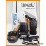 HYT TC-610 5W Portable Two Way Radio With Li-Ion Battery HYTERA 1
