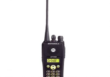 Motorola GP3988 Portable Two Way Radio 19