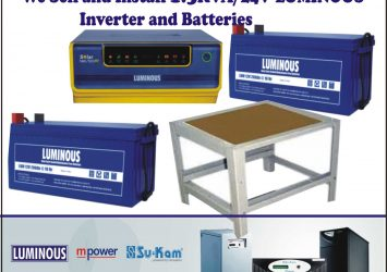 We Sell Deliver and Install 1.5KVA/24v Inverters and Batteries Tel: + (234)810-403-6736, + (234)802-860-1846 12