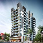 Outstanding 3D Architectural Rendering For Township & Apartment Projects 1
