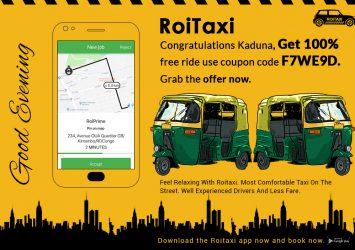 Radio Taxi/Keke Service In Nigeria. 4