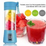 Portable Rechargeable Juice Blender - 380ml 2