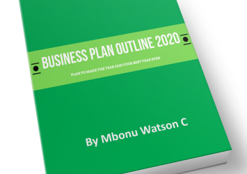 Business Plan Outline For 2020, Free Download 8