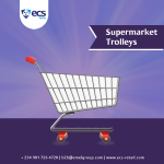 Supermarket Trolleys Nigeria - ECS Retail 1
