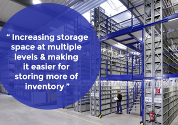 Warehouse Pallet Racking Systems - ECS Warehousing 2