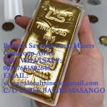 Mail order 1kg Gold bar from Savanna local miners, delivery of Gold Bars 3