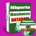 Get The Nigeria Business Directories Database, GSM Numbers Database, Email Database 5
