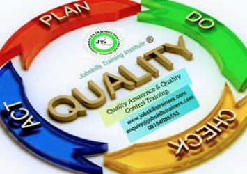 QUALITY ASSURANCE & QUALITY CONTROL TRAINING (QAQC) 4