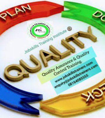 QUALITY ASSURANCE & QUALITY CONTROL TRAINING (QAQC) 22