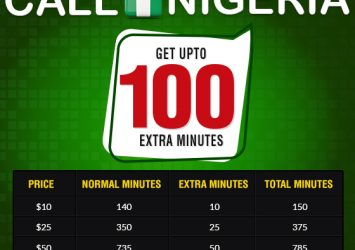 Call Nigeria, cheapest international call Rate to Amantel! 7