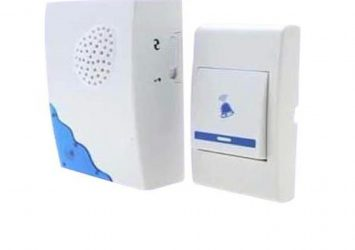 Wireless Doorbell For Homes And Offices 23
