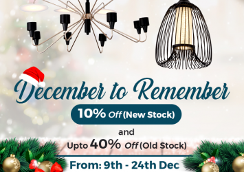 Precise Lighting Christmas Sale | Save Upto 40% Till 24th Dec 26