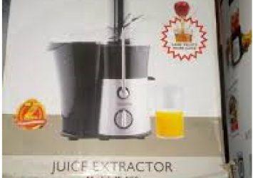 Binatone Juice Extractor JE-580 24