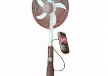 18inch Sonik Rechargeable Fan Win Power 18