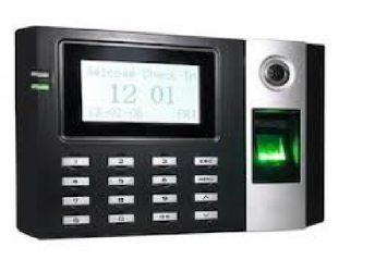 Biometric Fingerprint Time Attendance System 2