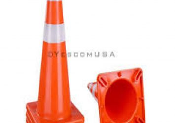 Traffic Safety Cone 2