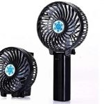 Handy Usb Rechargeable Fan 5