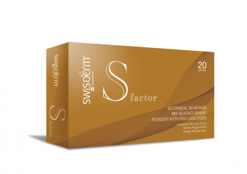 Maintain natural health status with Swisderm S Factor... 2