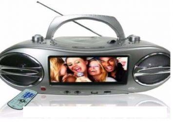 Elta Video/CD Radio Player 21