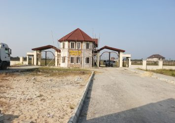 OWN A PLOT OF LAND @ PORTVIEW ESTATE LEKKI 4