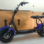 For Sale Electric scooter citycoco 3000W motor, 20ah battery 1