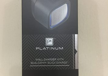 Platinum Single USB Wall  Charger with Qualcomm Quick Charge 2.0 1