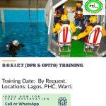 BASIC OFFSHORE SAFETY INDUCTION & EMERGENCY TRAINING 4