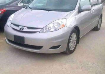 Toyota   Sienna (+2347068296158) 12