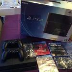 Boxed PlayStation 4 pro for sale 1