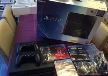 Boxed PlayStation 4 pro for sale 19