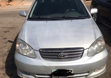 Toyota corolla 2004 for sale in Abuja 19