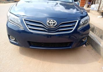 Toyota camry muscle 2009 for sale in Abuja 18