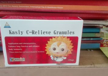 Kasly C-Relieve Granules 1