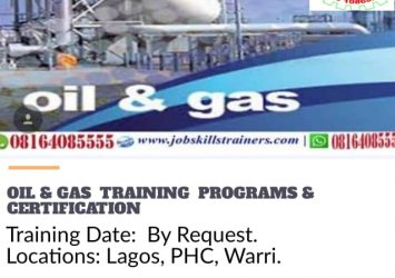 OIL & GAS TRAINING PROGRAM 21
