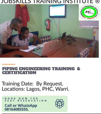PIPING ENGINEERING TRAINING 18