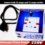 Power Your Iron, Freezer, AC, Pumping Machine With Small Generator 5