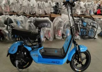 Buy New Two Seater Mini City Coco Electric Motorcycle Ebike Scooter 1