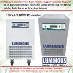 We Sell Repair and Install 10KVA Inverter…Contact Us@ Tel: + (234)810-403-6736 4