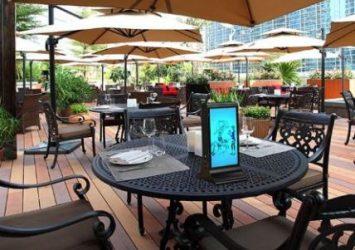Table Top Digital Menu 4