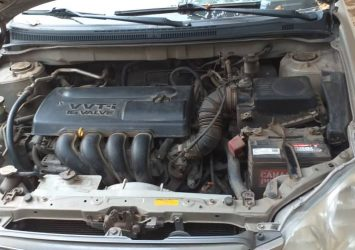 Toyota Corolla sports 9