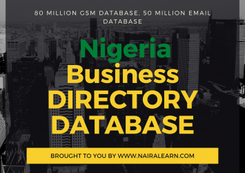 The Nigeria Business Directories Database 17
