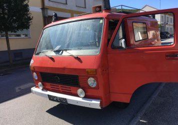 Volkswagen, LT35, (DANFO) 8