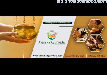 Kerala Ayurvedic Massage in Coimbatore 12
