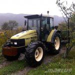 HÜRLIMANN XT910 farm Tractors 5