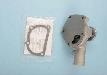 32A4500023A Water Pump For Volvo Ew70 27