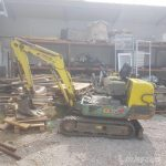 YANMAR B15-3 Mini excavators < 7t (Mini diggers) 3